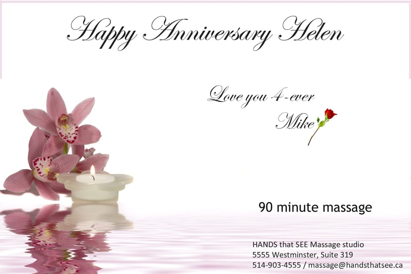 Loving Anniversary – Your life partner will love and appreciate this thoughtful gift